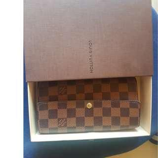 Used authentic LV wallet