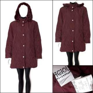 Japan winter coat / winter jacket / jaket winter / jaket tebal / coat tebal / outer / spring coat / autumn coat / jaket musim semi / jaket gunung / jaket parasut / down jacket / jaket musim dingin / long coat / coat panjang