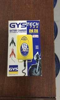 GYS CAR CHARGER 0.75A