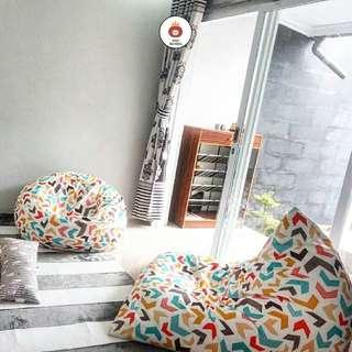 Sofa beanbag