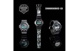100% Authentic New Limited Edition Autographed Casio G-Shock Bliss N Eso DW-6900BNE-1D 30th Anniversary Collaboration Watch Full set Numbered Series