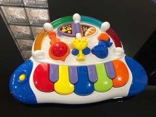 #MMAR18 Musical Keyboard