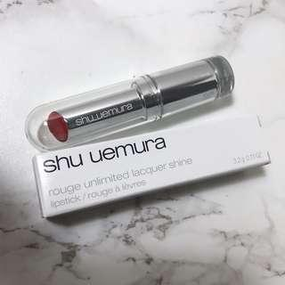 🚚 Shu Uemura Rouge Unlimited Lacquer Shine