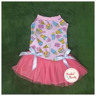 Tutu Dress for puppies and doggies