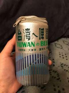 🚚 台灣啤酒造型收納小包