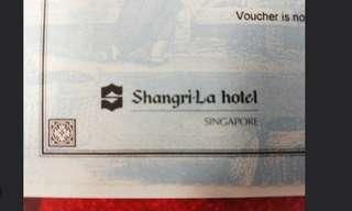 🚚 2D1N stay at shangrila hotel orchard
