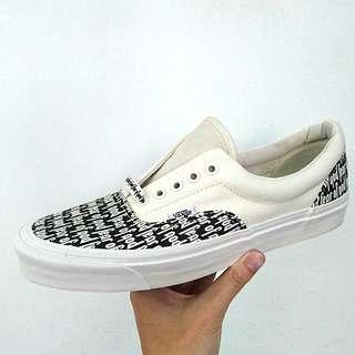 26dbd8cc71 🔥Vans Era 95 DX x Fear Of God (FOG) White Marshmallow Black