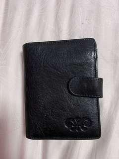 Stef & Co genuine cow leather wallet (price reduced)