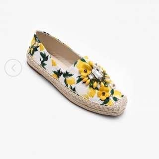 NEW Mel & Molly Espadrilles Flats Sandal
