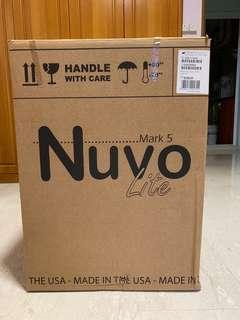 🚚 Nuvo Oxygen Concentrator
