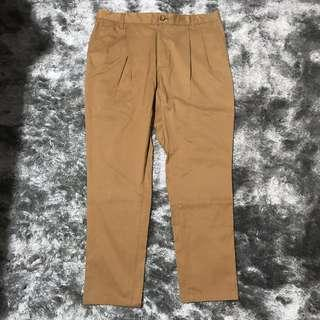 AT-20 Low Crotched Camel Pants👖