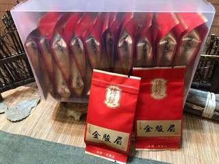 武夷山金駿眉 獨立小包裝 22小包 一盒