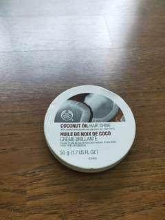 🚚 The Body Shop Coconut Oil Hair Shine