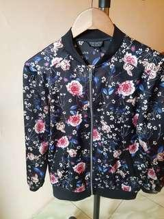 Flower Jacket from top shop