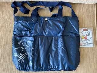 Snoopy Two way bag (Unisex)
