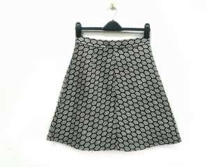 ZARA Midi Skirt. Made in Turkey