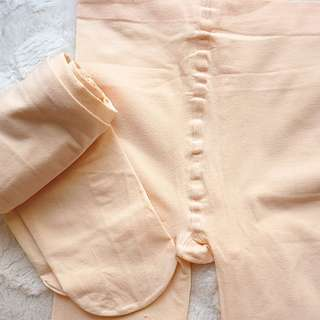 9e113b876e8 Footed Dance Ballet Tights for Kids and Teens - Beige