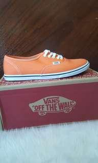 Vans Authentic Size 7 and 8