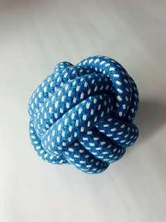Doggy Knotted Toy