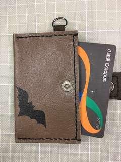 Leather card holder 皮革咭片套
