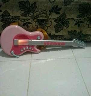 Gitar mainan anak