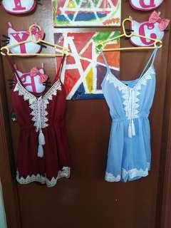 Romper for ages 4-6