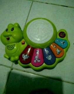 Piano mainan anak