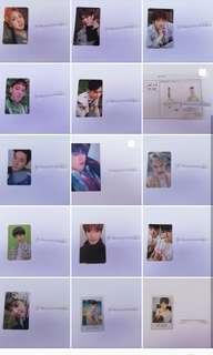 Selling & Trading Photocards !! (Exo, Nct, Seventeen, Vixx, Astro)