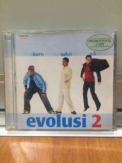 Evolusi 2 cd