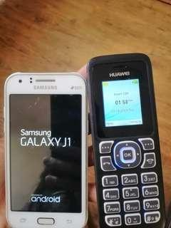 2 Mobile phones / Cellphones (TAKE ALL)