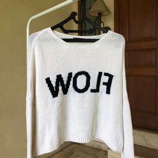 bershka knit