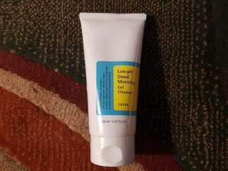 Cosrx low ph morning cleanser
