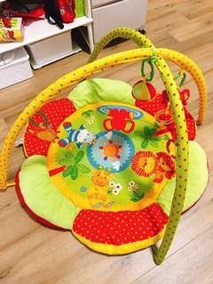 清貨 Baby Discovery Activity Gym and Playmat 遊戲墊