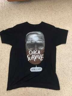 Circa Survive Band Tee