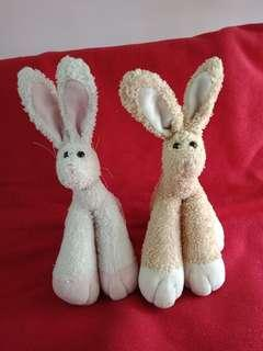 🚚 Rabbit Soft Toys