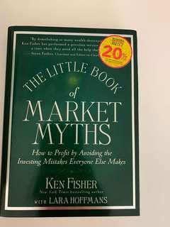 The little book of market myths by Ken Fisher