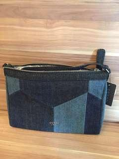 New Authentic Guess Denim Sling Bag from US