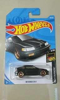 HOTWHEELS '88 HONDA CR-X
