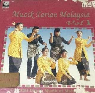 Muzik Tarian Malaysia