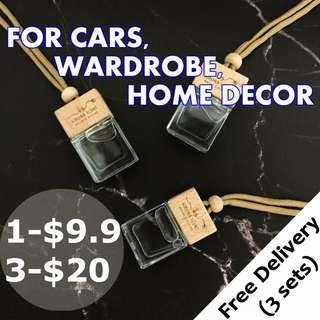 🚚 AIR FRESHENER / CAR HANGING DIFFUSER / CAR FRAGRANCE / CAR FRESHENER / AROMATHERAPY / CAR ACCESSORIES / FREE DELIVERY
