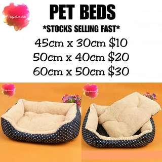 Bed for pets!