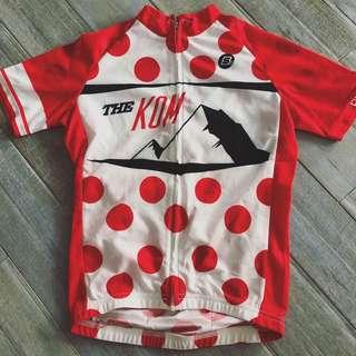 Quickspeed kids Cycling Jersey