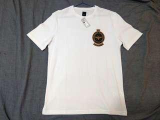 River Island(英牌) slim fit t-shirt 白T 短袖 上衣
