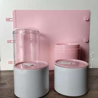 Brand New Aupres Lunch Box With Place Mat #MakeSpaceForLove