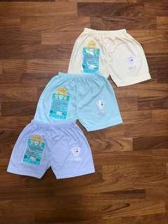 🚚 0-6 month Baby's Shorts