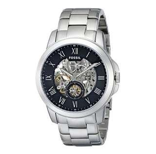 🚚 Fossil Men's Grant Automatic stainless steel Watch