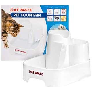 Catmate 寵物濾水機 連一包新濾芯 貓狗
