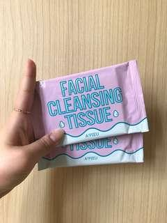 A'pieu Facial Cleansing Tissue