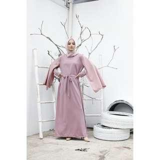 Flavia Dress Taro