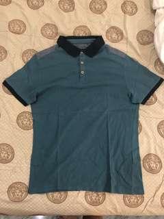 Polo shirt Cotton On hijau tua